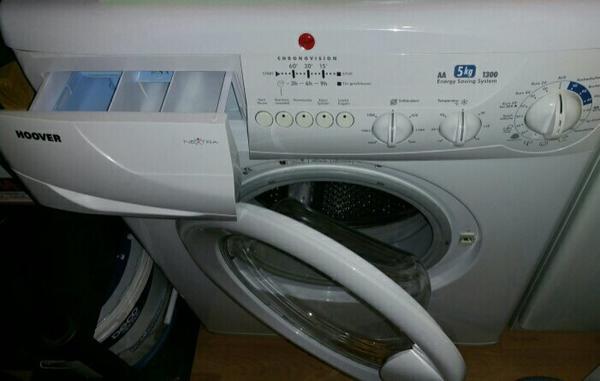hoover nextra hn 6135 5 kg 1300 umdrehung min in mannheim waschmaschinen kaufen und verkaufen. Black Bedroom Furniture Sets. Home Design Ideas
