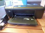 HP Farbdrucker platzsparend!