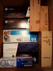HP Laserjet, Lexmark ,