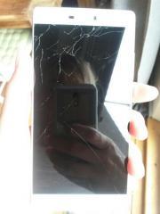 Huawei P8, Displayschaden