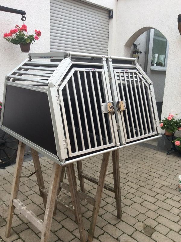 hundebox zu verkaufen in pfungstadt zubeh r f r. Black Bedroom Furniture Sets. Home Design Ideas