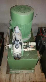 Hydraulikaggregat Hydraulikpumpe 100bar
