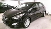 Hyundai i30, Scheckheft,