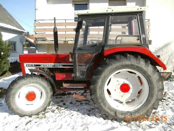 ihc schlepper traktor bulldog mc cormick in allenbach. Black Bedroom Furniture Sets. Home Design Ideas