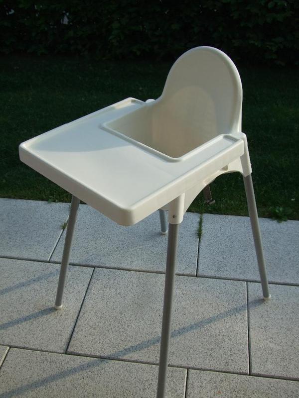 ikea antilop kinderhochstuhl in magstadt laufst lle. Black Bedroom Furniture Sets. Home Design Ideas