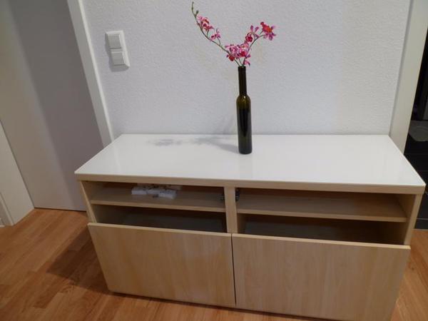 ikea besta schrank mit glasplatte in remseck ikea m bel. Black Bedroom Furniture Sets. Home Design Ideas