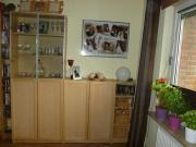 ikea billy vitrine kaufen gebraucht und g nstig. Black Bedroom Furniture Sets. Home Design Ideas