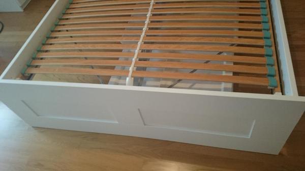 bett brimnes neu und gebraucht kaufen bei. Black Bedroom Furniture Sets. Home Design Ideas
