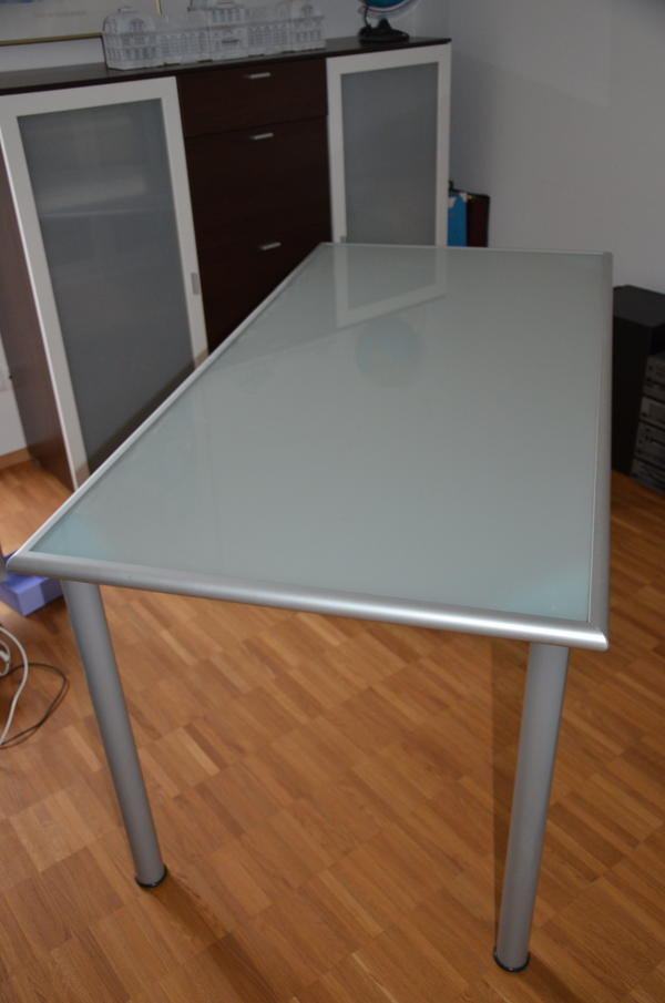 tischplatte glas neu und gebraucht kaufen bei. Black Bedroom Furniture Sets. Home Design Ideas