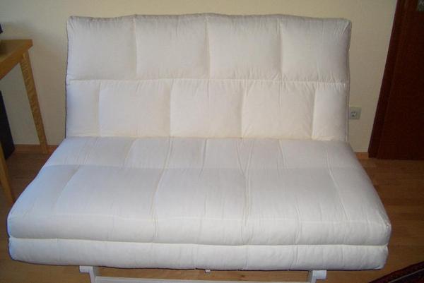 ikea futon bettsofa in tuchenbach ikea m bel kaufen und verkaufen ber private kleinanzeigen. Black Bedroom Furniture Sets. Home Design Ideas