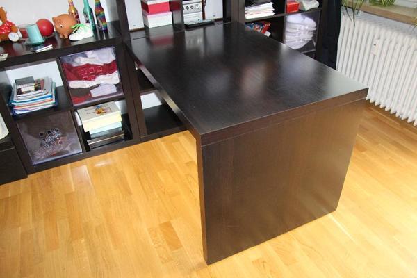 schreibtisch schwarz neu und gebraucht kaufen bei. Black Bedroom Furniture Sets. Home Design Ideas