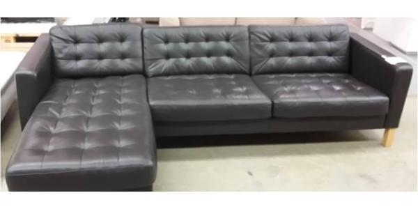 ikea landskrona 3er sofa und r camiere in m nchen ikea m bel kaufen und verkaufen ber private. Black Bedroom Furniture Sets. Home Design Ideas