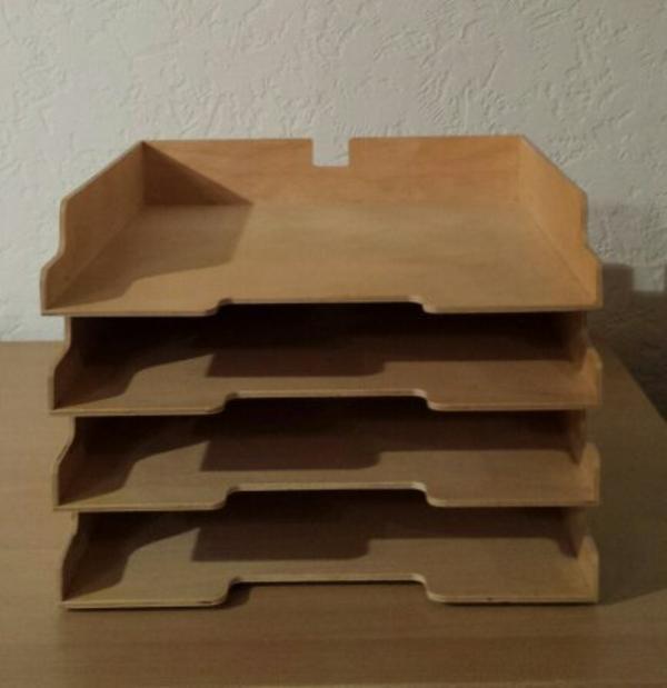 ablage holz neu und gebraucht kaufen bei. Black Bedroom Furniture Sets. Home Design Ideas