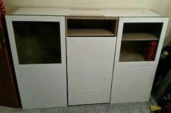 ikea regal besta neu in m nchen ikea m bel kaufen und verkaufen ber private kleinanzeigen. Black Bedroom Furniture Sets. Home Design Ideas