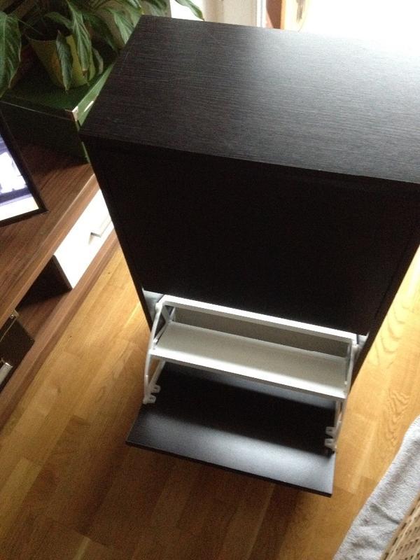 Schuhschrank ikea kunststoff for Schuhschrank luxus
