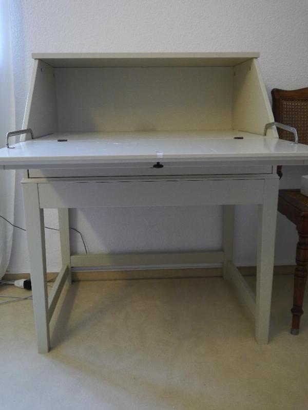 ikea sekret r hemnes in hellgrau in waldbronn sonstige wohnzimmereinrichtung kaufen und. Black Bedroom Furniture Sets. Home Design Ideas