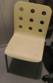 IKEA Stuhl gelb