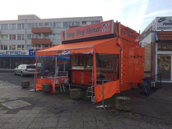 imbisscontainer d ner imbiss in berlin gastronomie