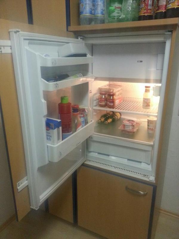 Kühlschrank zugelegt biete den kühlschrank daher jetzt zum