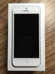 Iphone 5 weiss