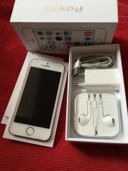 iPhone 5s Champagne