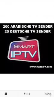 IPTV Arabische Liste