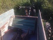 Irus Einachsschlepper Diesel