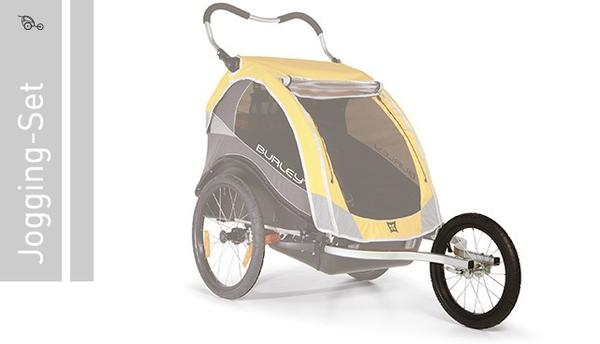 zusatzrad f r burley fahrrad kinderanh nger zum joggen inlineskaten laufen etc das rad ist. Black Bedroom Furniture Sets. Home Design Ideas