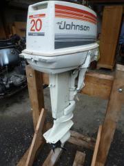 Johnson Seahorse 20PS-