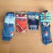 Jungen Kleiderpaket (122) -