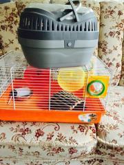Käfig für Hamster,