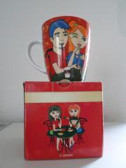 Kaffeebecher von Jacobs