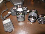 Kamera / Spiegelreflexkamera REVUE