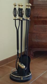 kaminbesteck haushalt m bel gebraucht und neu kaufen. Black Bedroom Furniture Sets. Home Design Ideas