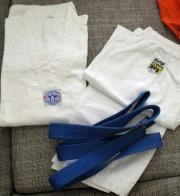 Kampfsportanzug für Judo