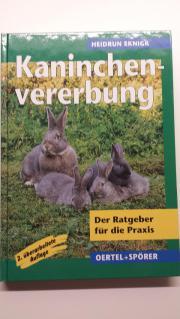 Kaninchenvererbung Buch