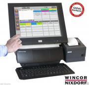 Kassensystem Kasse Touchscreen