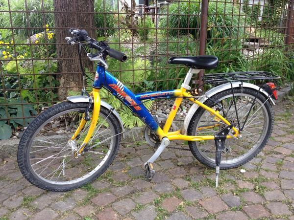 kinder fahrrad 20 39 in n ziders kinder fahrr der kaufen. Black Bedroom Furniture Sets. Home Design Ideas