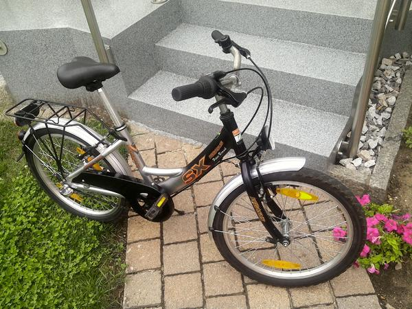 kinder fahrrad von pegasus 20 zoll in hockenheim kinder. Black Bedroom Furniture Sets. Home Design Ideas