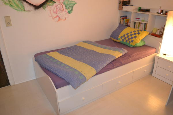 bett jugendzimmer neu und gebraucht kaufen bei. Black Bedroom Furniture Sets. Home Design Ideas
