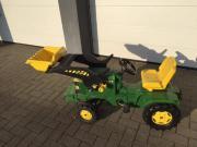 Kinder-Traktor John