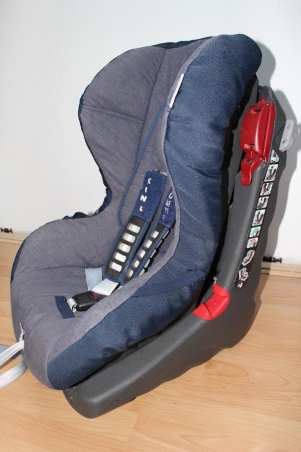 kinder autositz r mer r mer king ts plus 9 18kg ca 2006. Black Bedroom Furniture Sets. Home Design Ideas