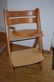 kinderhochstuhl holz kinder baby spielzeug g nstige. Black Bedroom Furniture Sets. Home Design Ideas