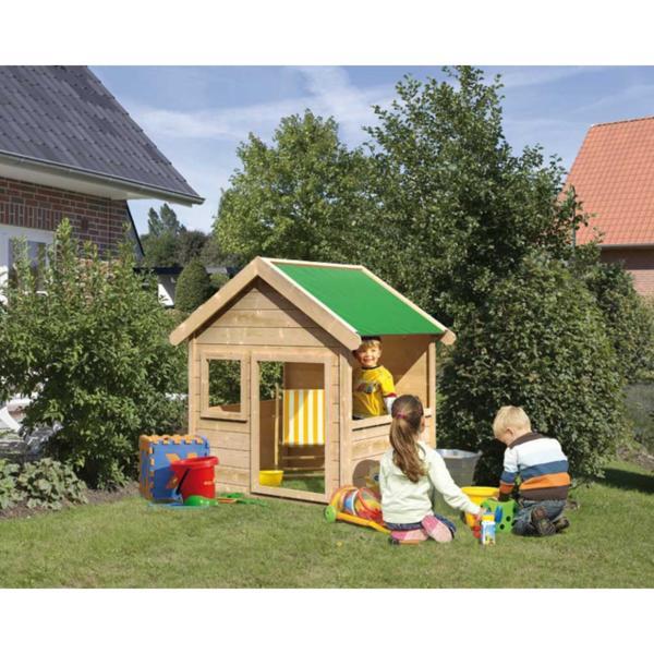 Kinderspielhaus Holz Gebraucht ~ Kinderspielhaus Holz