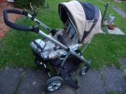 Kinderwagen Gesslein F4 ---