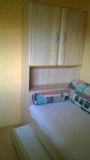Kinderzimmer-Bett mit