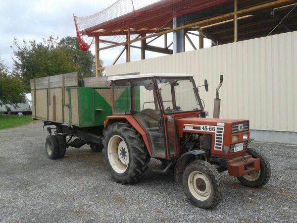 kipper 1 achs dreiseitenkipper in fahrenbach traktoren. Black Bedroom Furniture Sets. Home Design Ideas