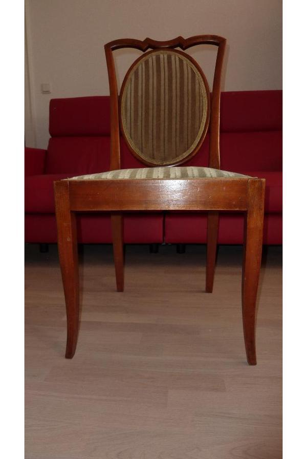 kirschbaum tisch mit 5 st hlen zu verkaufen in m nchen speisezimmer essecken kaufen und. Black Bedroom Furniture Sets. Home Design Ideas