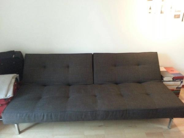 Klapp schlafsofa in m nchen polster sessel couch for Schlafsofa quoka