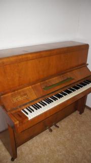 Klavier, Handgemacht